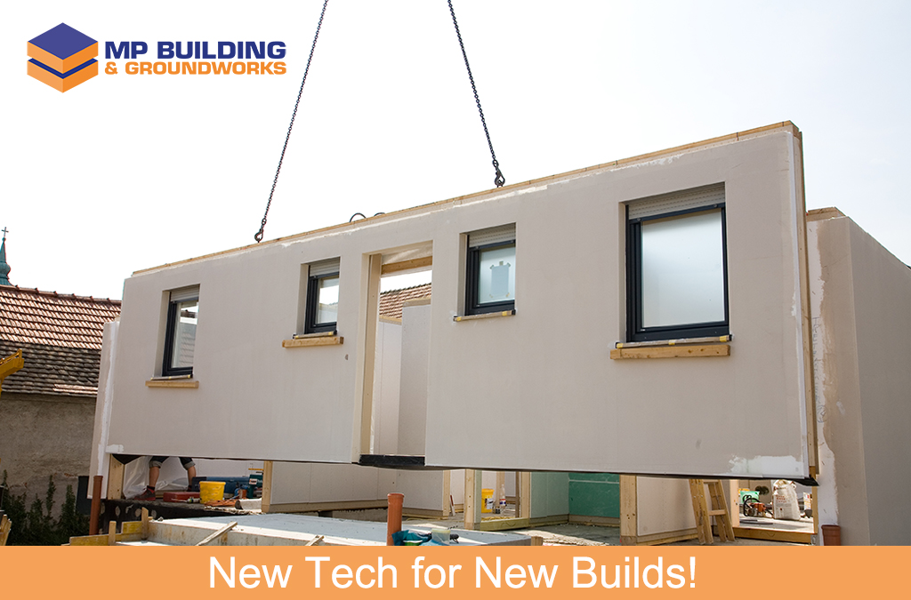 New Tech for New Builds!