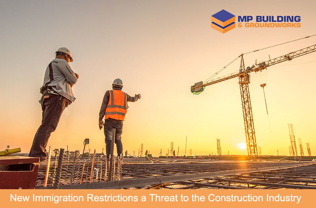 New Immigration Restrictions a Threat to the Construction Industry