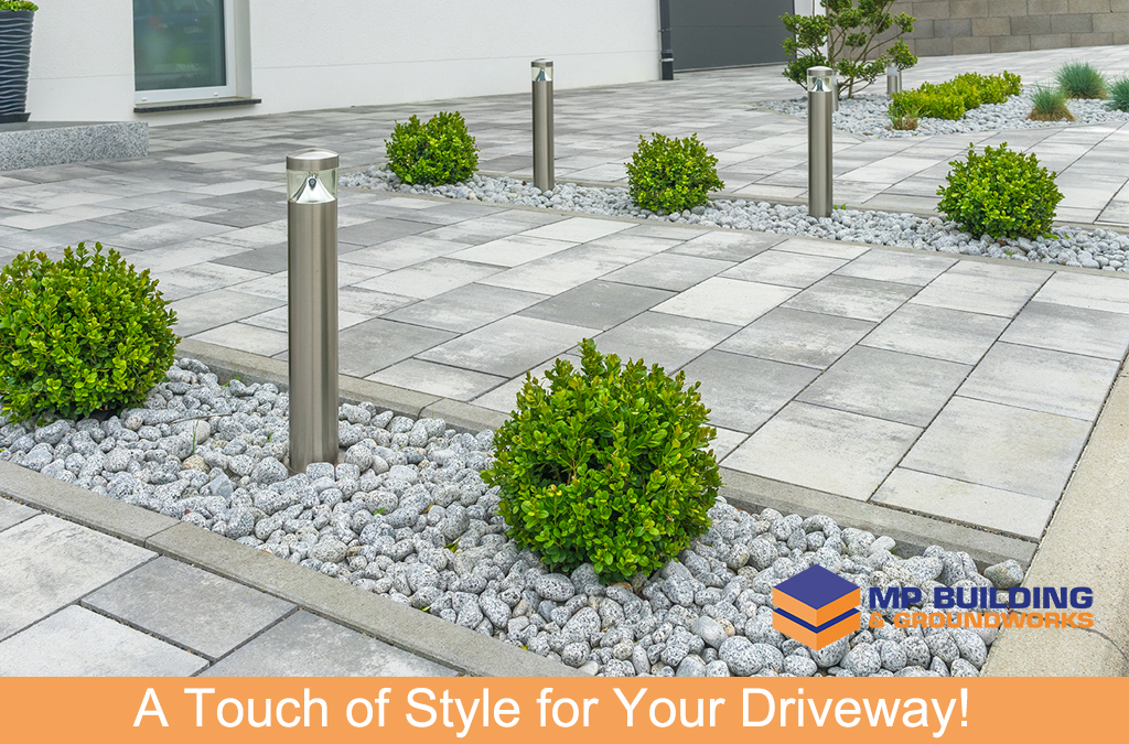 A Touch of Style for Your Driveway!