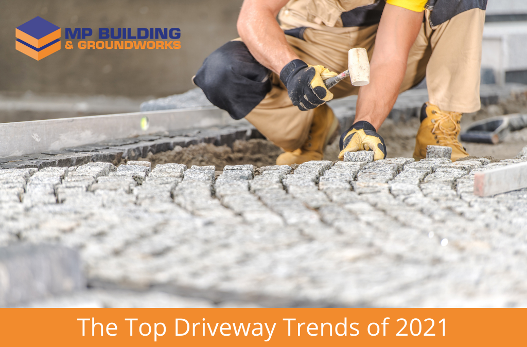 The Top Driveway Trends of 2021